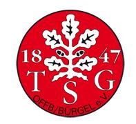 TSG Bürgel Logo